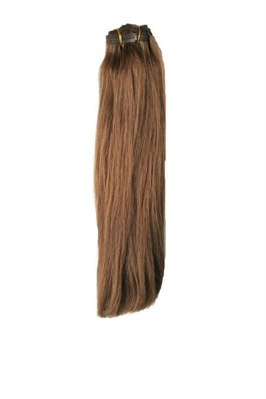 chestnut-clip in- extensions